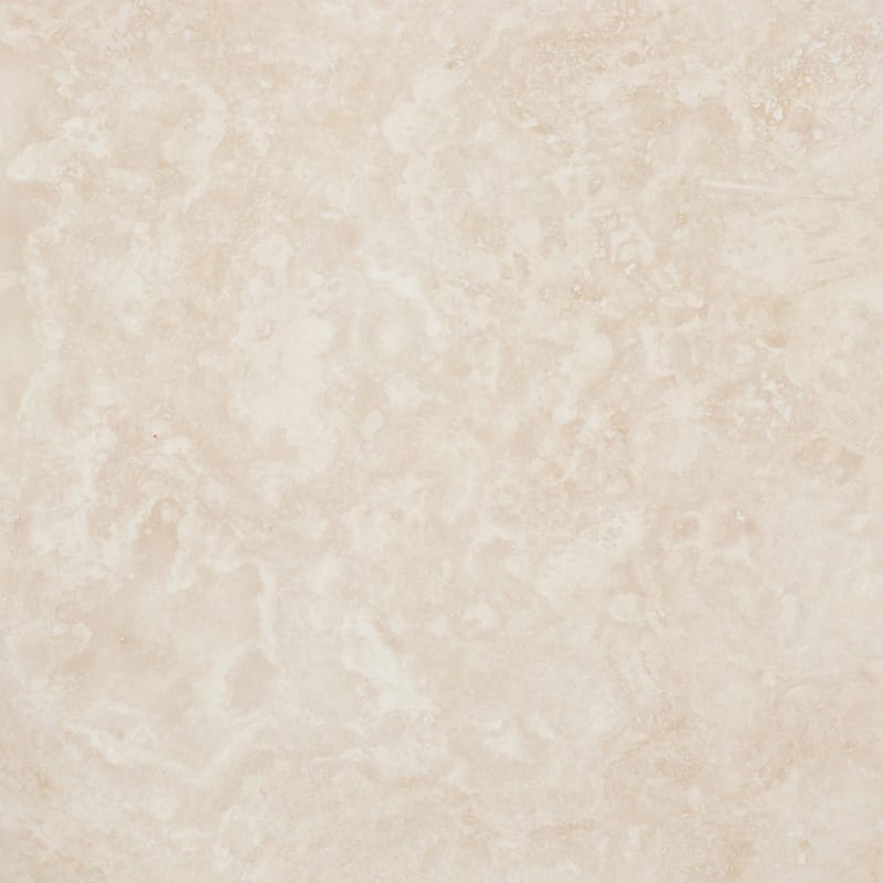 Ivory Light Honed Amp Filled Travertine Tiles 18x18